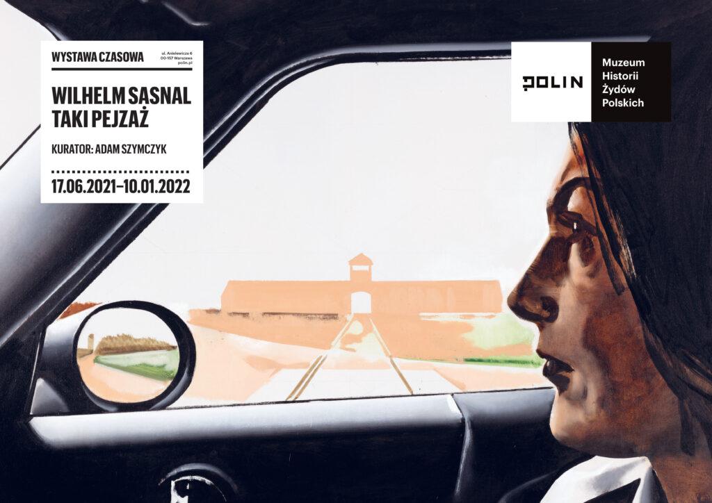 Plakat wystawy czasowej