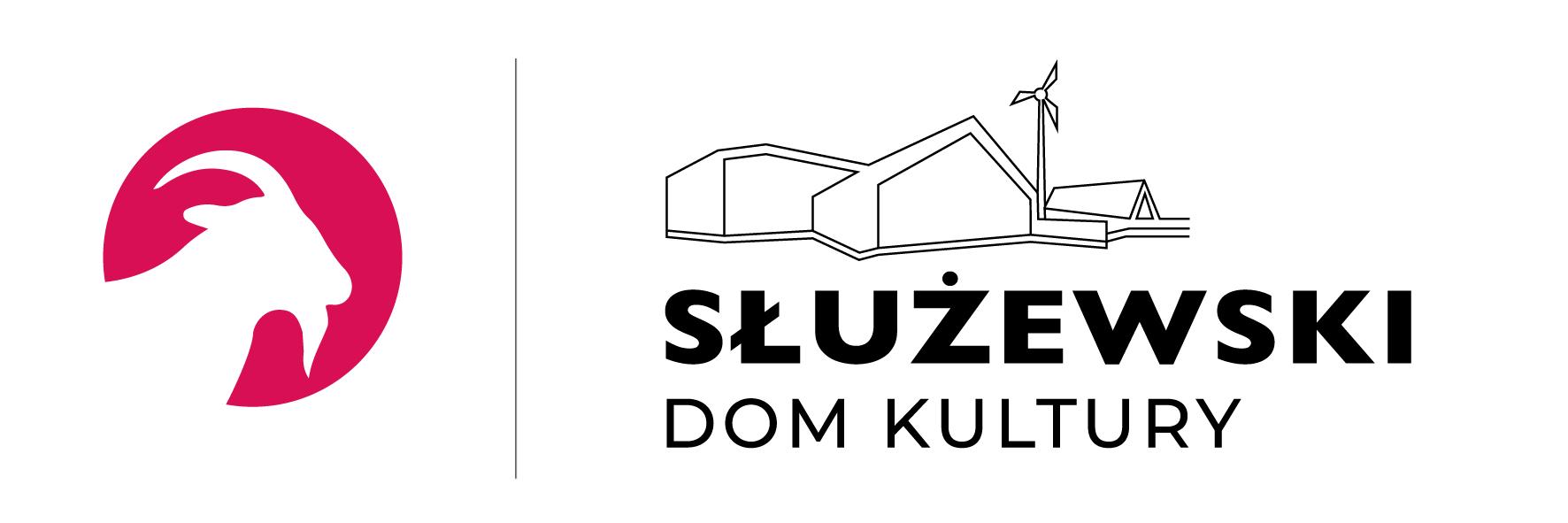 Logo Służewskiego Domu Kultury