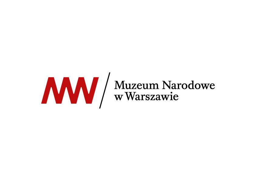 Logo Muzeum Narodowe w Warszawie