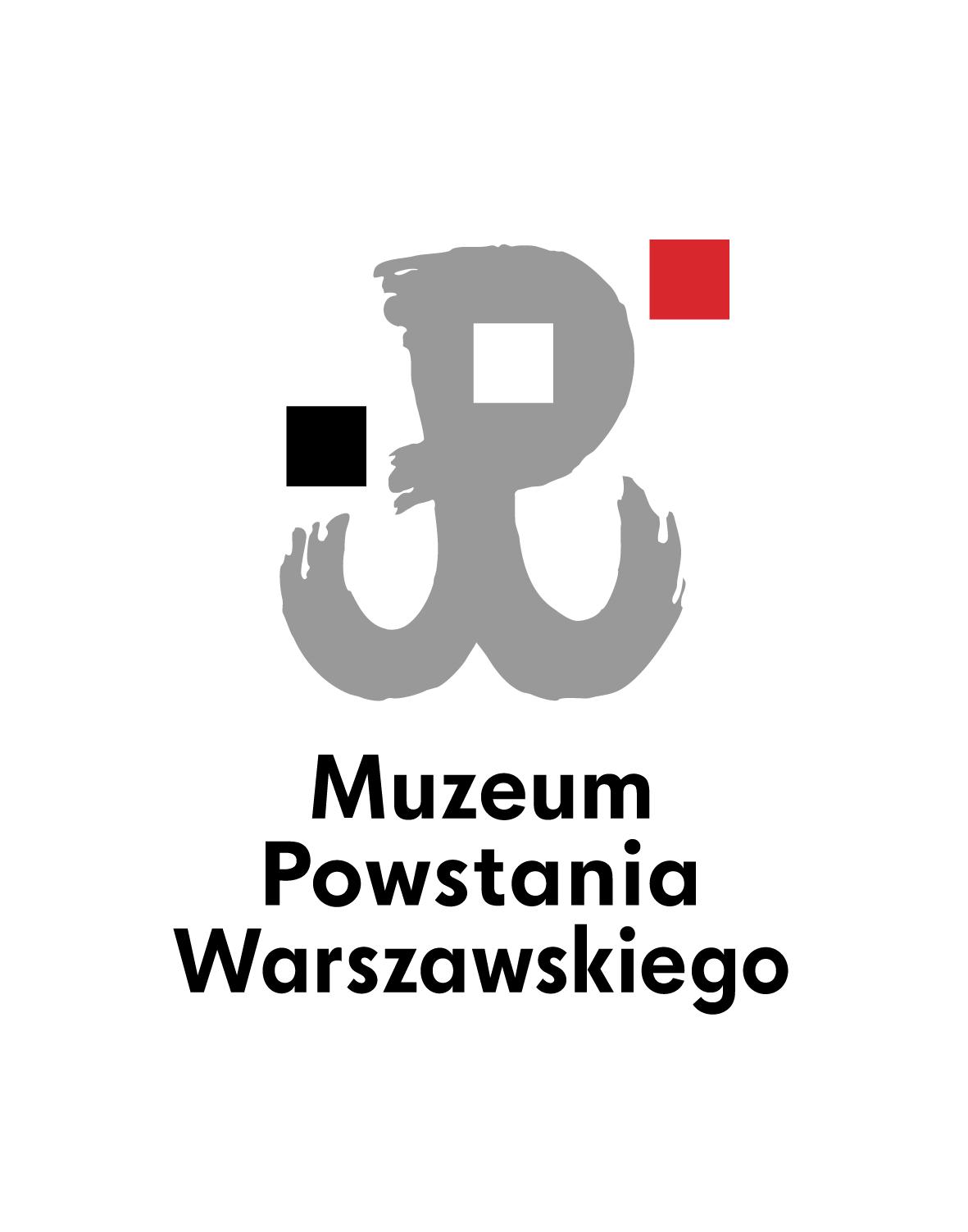 Logo Muzeum Powstania Warszawskiego
