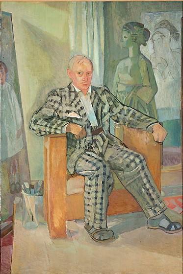 Xawery Dunikowski, Autoportret